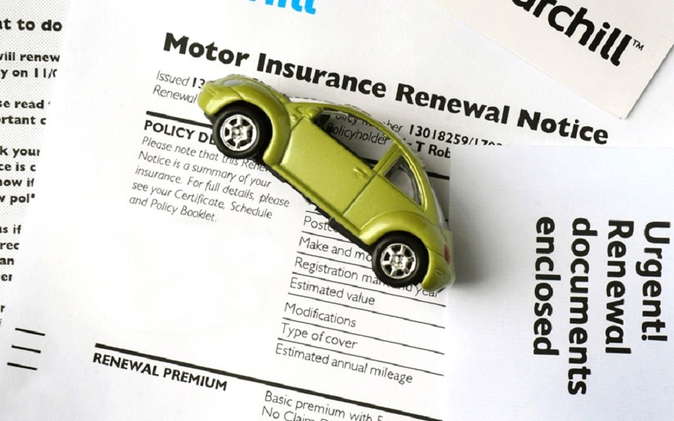 Personal Car Insurance Policies